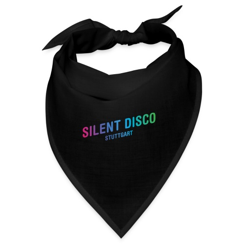 Silent Disco Stuttgart - Gradient - Bandana