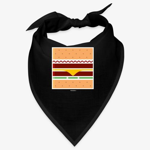 Square Burger - Bandana
