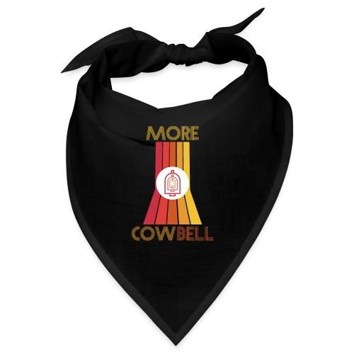 more cowbell - Bandana