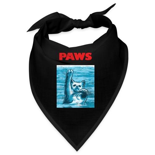 Katzen Paws Horror Film Parodie - Bandana