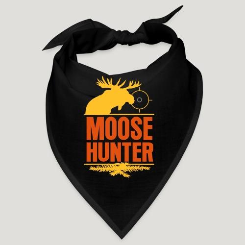 Jägershirt Elch Jäger Moose Hunter Elche Jagd Hunt - Bandana