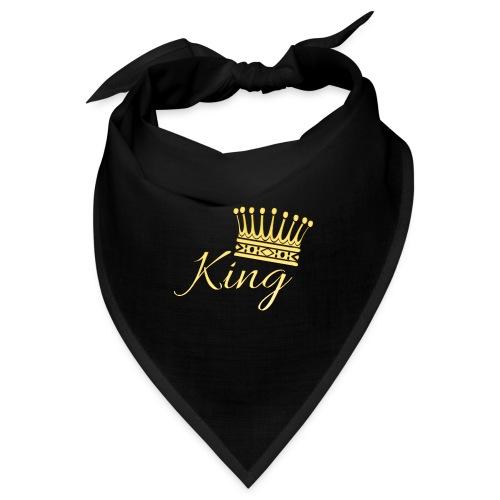 King Or by T-shirt chic et choc - Bandana