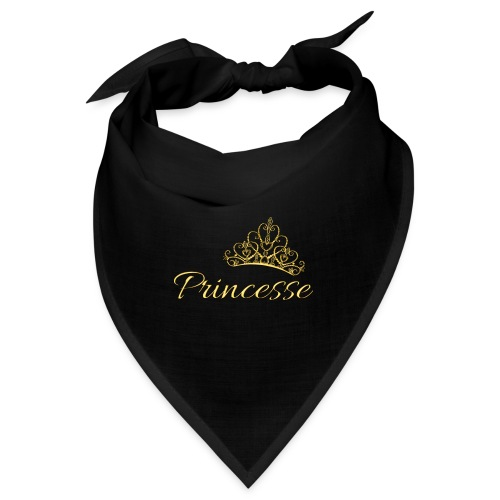 Princesse Or - by T-shirt chic et choc - Bandana