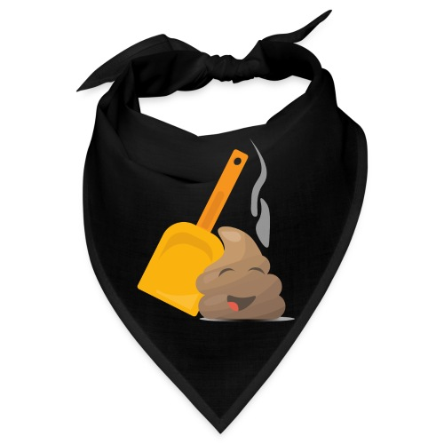 Funny Poop Emoji - Bandana