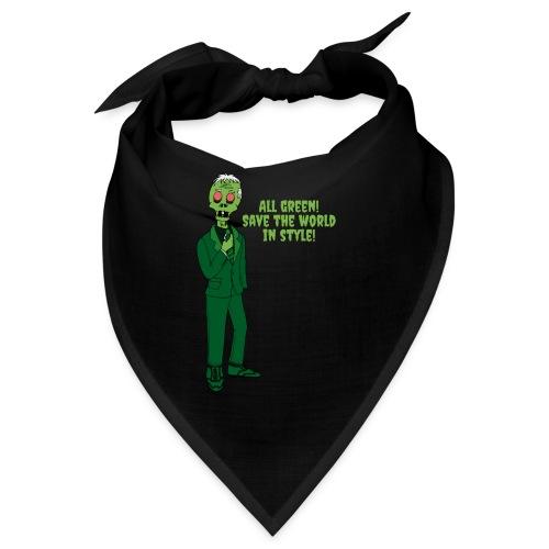 All Green - Bandana
