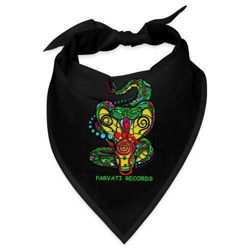 Parvati Records Cobra logo by Juxtaposed HAMster - Bandana