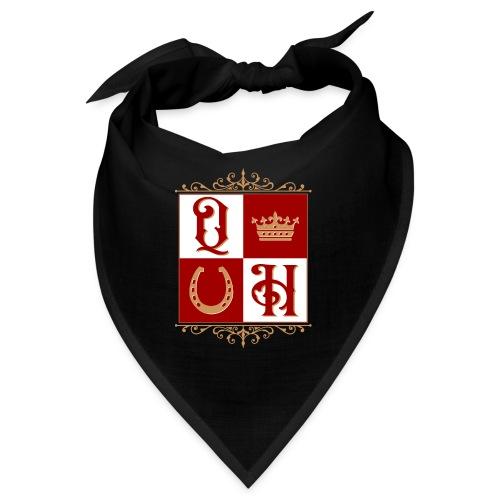 Quater Horse Ornament Pferd Royal König Geschenk - Bandana