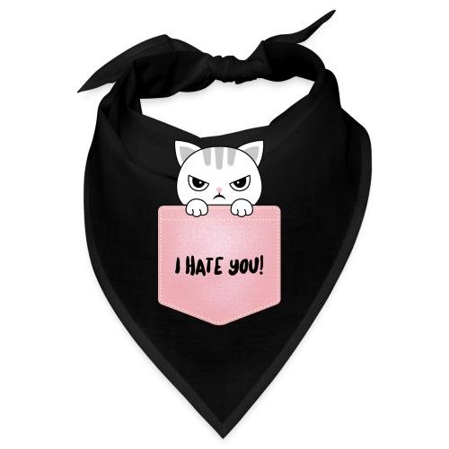 Quattro pazzi gatti neri sembrano doof - Bandana