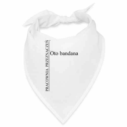 Oto bandana - Bandana