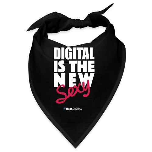 DIGITAL is the New Sexy - Bandana
