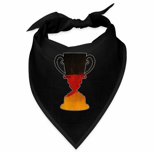 Deutschland Trophäe Pokal Geschenk Ideen - Bandana