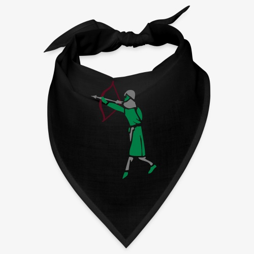 Archer Medieval Icon patjila design - Bandana