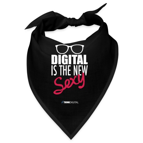 DIGITAL is the New Sexy - Lady - Bandana
