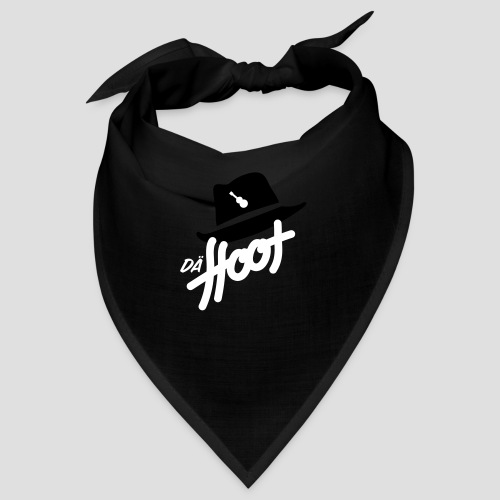 daeHoot_Shirt_Logo2_2c - Bandana