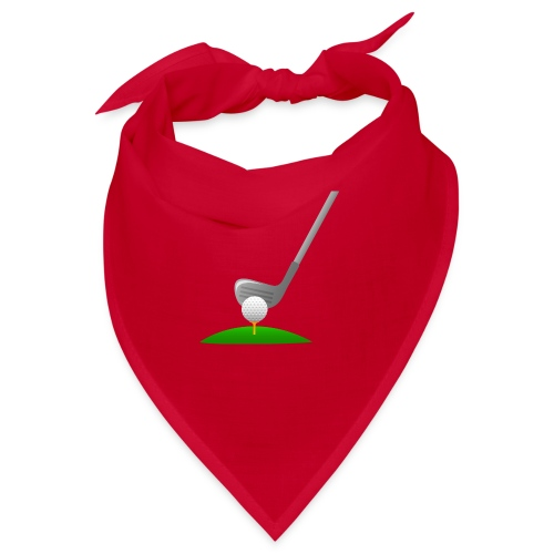 Golf Ball PNG - Bandana