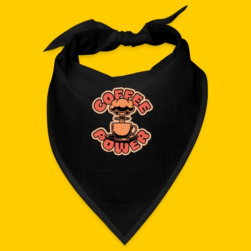 Coffee power - Snusnäsduk