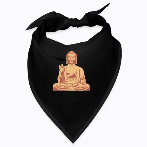buddha om - Bandana