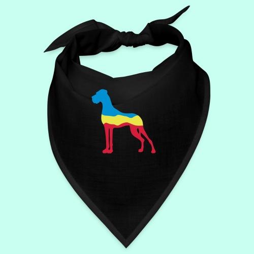 Flaggen Dogge - Bandana