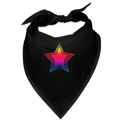 rainbow_star - Bandana