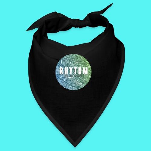 Rhythm On The Run Logo - Bandana