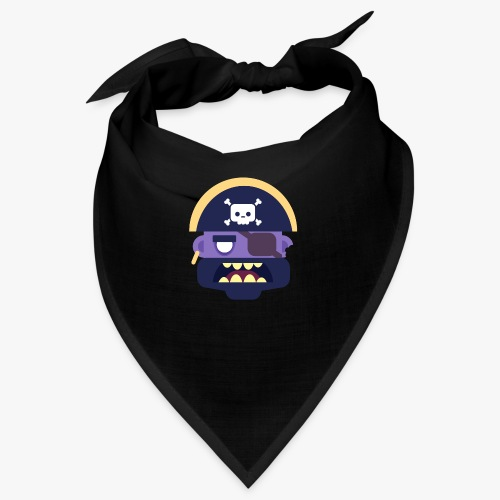 Mini Monsters - Captain Zed - Bandana