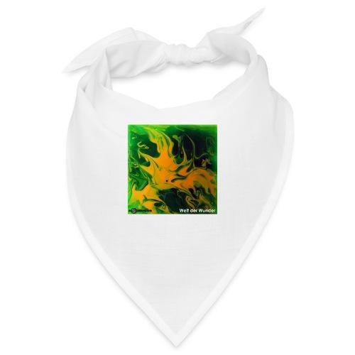 TIAN GREEN Mosaik DE002 - Welt der Wunder - Bandana