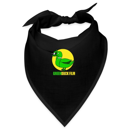 Greenduck Film In the Sun Logo - Bandana
