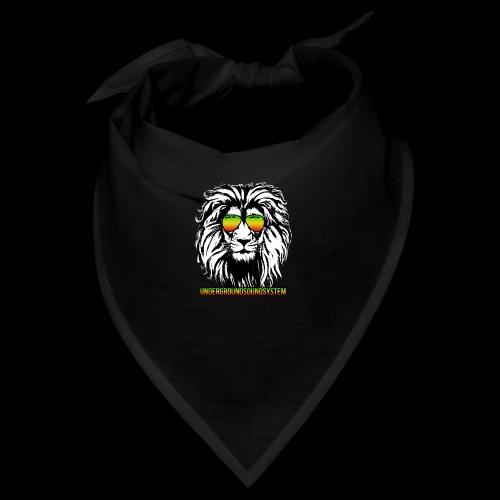 RASTA REGGAE LION - Bandana