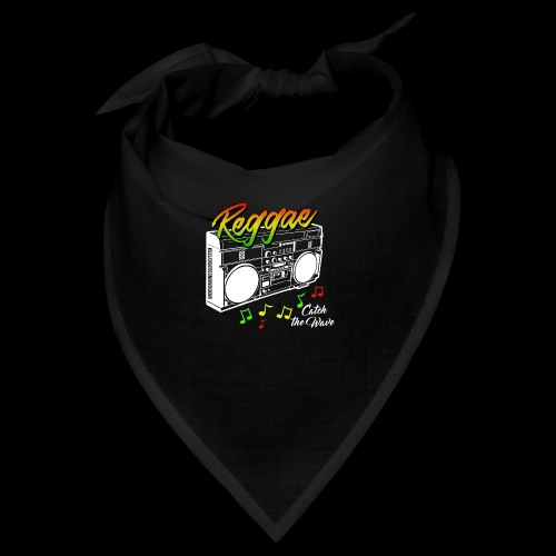 Reggae - Catch the Wave - Bandana