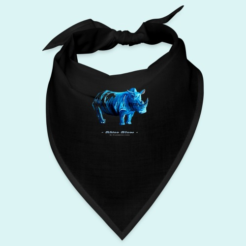 Rhino Blues - Bandana