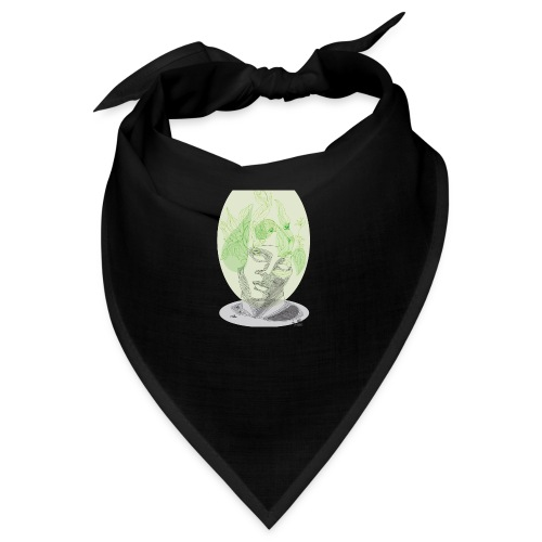 Green Head - Bandana