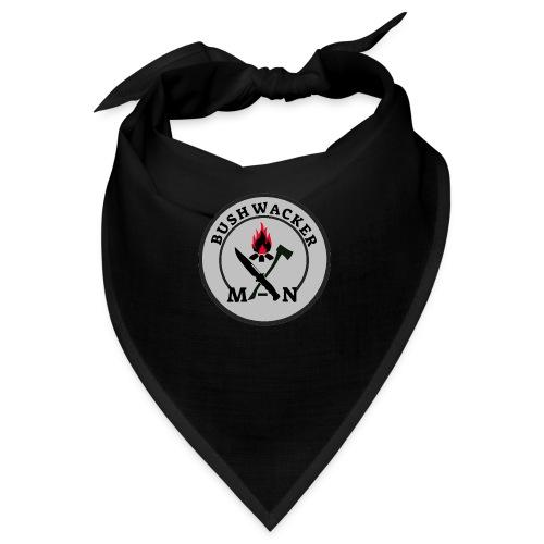 bushwackers logo Grey - Bandana