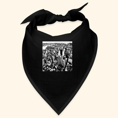 Manhattan in bianco e nero - Bandana