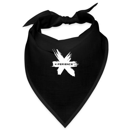 x-perience Logo weiß - Bandana
