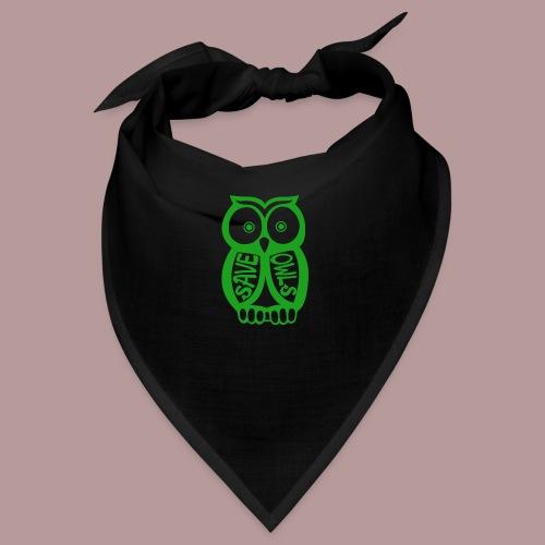 Save owls - Bandana