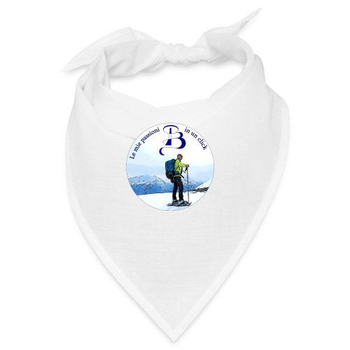 Logo cartone ciaspole - Bandana