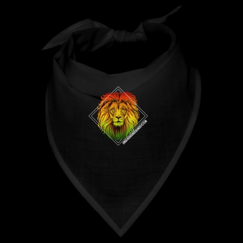 LION HEAD - UNDERGROUNDSOUNDSYSTEM - Bandana