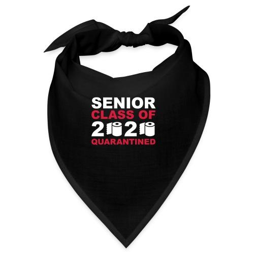 2020 senior quarantined 3c - Bandana
