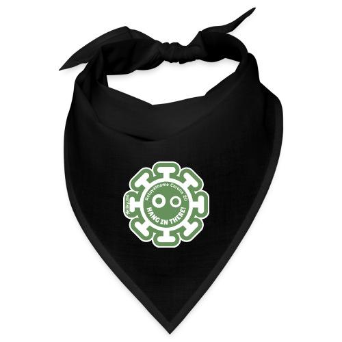 Corona Virus #stayathome green - Bandana