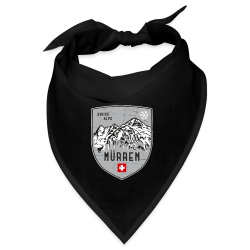 Murren Switzerland coat of arms - Bandana