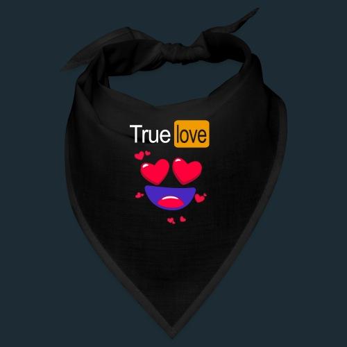 True Love Yellow - Bandana