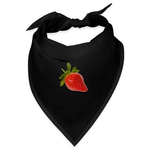 Erdbeere - Bandana