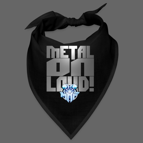 metalonloud large 4k png - Bandana