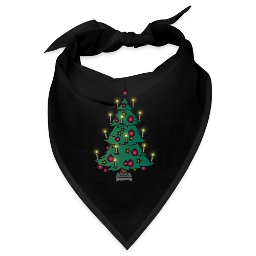Weihnachtsbaum - Bandana
