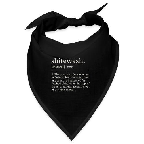 shitewash - Bandana