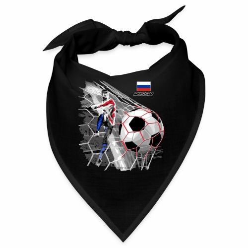 GP22F-04 RUSSIAN FOOTBALL TEXTILES AND GIFTS - Bandana