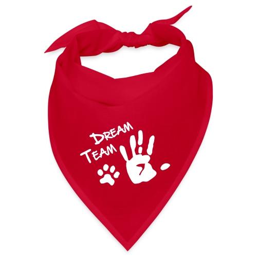 Vorschau: Dream Team Hand Hundpfote - Bandana
