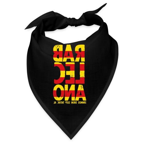 Barcelona (flagcolor oldstyle) - Bandana