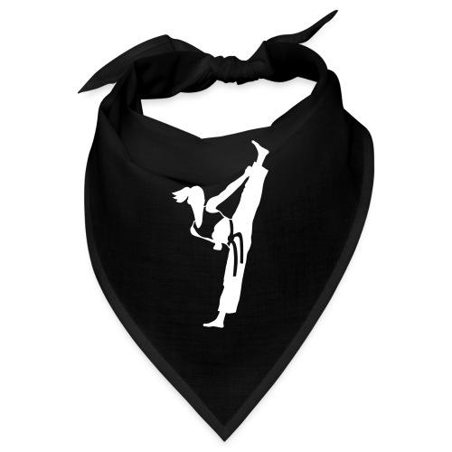 Female martial artist - Bandana