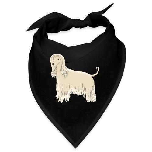 Afghan dog - Snusnäsduk